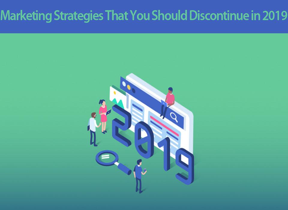 Marketing Strategies 2019